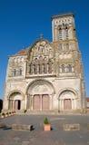 Vezelay, Francia Foto de archivo libre de regalías