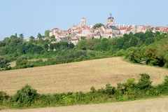 Vezelay Royalty Free Stock Images
