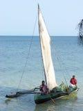 vezo ψαράδων Στοκ Φωτογραφία