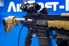 VFC Heckler & Koch HK417 Elite Airsoft AEG Rifle Stock Photography