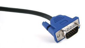 VGA Cable Stock Photos