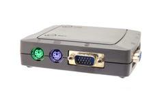 VGA controler stock afbeelding