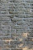 vägg för textur för bakgrundstegelsten mörk Royaltyfri Fotografi