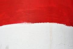 Vägg målad textur Royaltyfria Foton