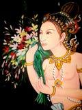 väggmålning Royaltyfri Fotografi