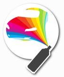 Véhicules de peinture Images stock
