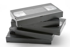 VHS Stock Afbeelding