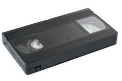 VHS Zdjęcia Royalty Free