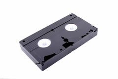 Vhs casette tape Royalty Free Stock Photography