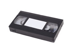 Vhs cassete Stock Photography