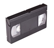 Vhs cassette Royalty Free Stock Photography