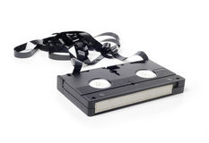 Vhs cassette Stock Photos