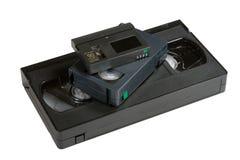 VHS de la evolución Foto de archivo