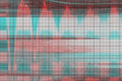 VHS glitch background artifact noise,  technology grain. VHS glitch background artifact noise abstract texture,  technology grain royalty free illustration
