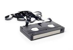 Vhs-kassett Arkivfoton