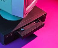 VHS lizenzfreie stockfotos