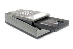 VHS Rewinder y cinta video del vhs Imágenes de archivo libres de regalías
