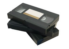 VHS tape Royalty Free Stock Image