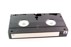 Free VHS Tape Royalty Free Stock Photos - 4250938
