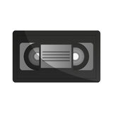 Vhs tape icon Stock Images