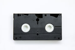 Vhs tape. On white background Stock Image