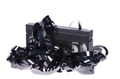 Vhs video cassette Royalty Free Stock Photography