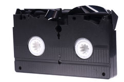 Vhs video cassette Stock Photos