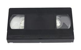 VHS Video Cassette Stock Image