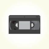 VHS video tape cassette Stock Photos