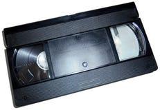 VHS videoband som isoleras Arkivfoton