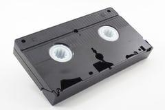 Vhs-videoen tejpar arkivfoto