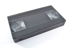 VHS videotape Stock Photography