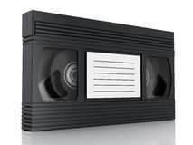 VHS videotape Stock Photo