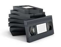 VHS videotape Royalty Free Stock Image
