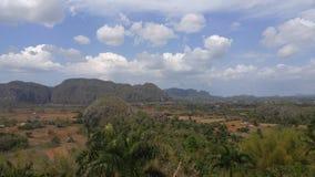 Viñalesplatteland stock afbeelding