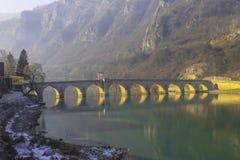 ViÅ ¡ egrad, Bośnia i Herzegovina, obrazy royalty free
