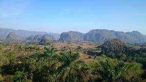 Viñales valley in Cuba Stock Image