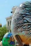 VI festival do ucraniano dos ovos da páscoa Fotos de Stock