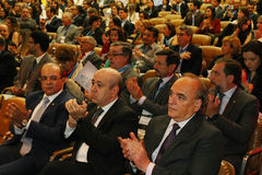 VI International Congress of Labour Law. NEvent held at the Maksoud Plaza in Sao Paulo, Sp, Brazil on the date of 06.10.2016. The event counted with the Stock Photography