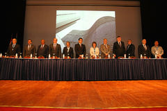 VI International Congress of Labour Law. NEvent held at the Maksoud Plaza in Sao Paulo, Sp, Brazil on the date of 06.10.2016. The event counted with the Royalty Free Stock Photo