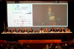 VI International Congress of Labour Law. NEvent held at the Maksoud Plaza in Sao Paulo, Sp, Brazil on the date of 06.10.2016. The event counted with the Stock Photos