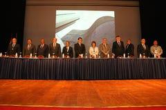 VI International-Kongreß des Arbeitsrechts Lizenzfreies Stockfoto