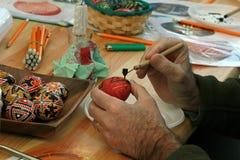 VI Ukrainian festival of Easter eggs Stock Photo