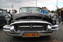 VI verzamelingsauto's Myslowice Polen 2015r Royalty-vrije Stock Afbeelding
