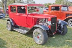Via 1930 del Ford Rod Immagini Stock Libere da Diritti