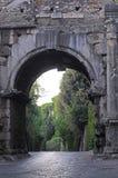 Via appia, Rome royalty-vrije stock fotografie
