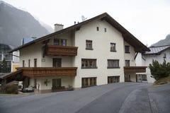 Via in Austria Immagini Stock