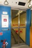 Via Balbi - Corso Dogali Elevator in Genova Royalty Free Stock Photography