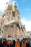 Via Catalana Royalty Free Stock Image