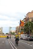 Via Catalana Stock Images